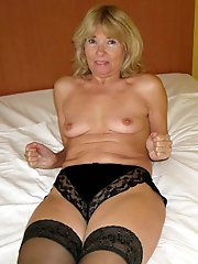Fantastical experienced moms with dripping hole