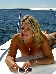 Sensuous granny get naked