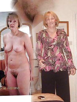 Housewives getting nude on camera