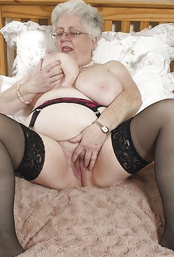 Good-looking mature is being creampied in close-up