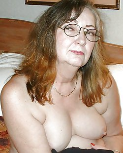 Sexy matures with huge knockers