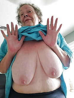 Gorgeous mature damsels spreading their pussy lips