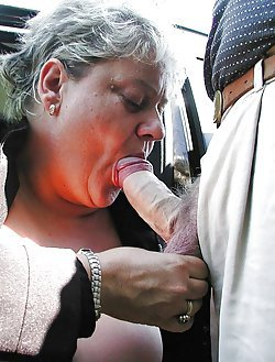 Outdoor mature ladies with huge saggy hookers