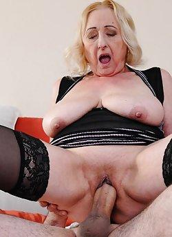 Gigantic black boobs of the lusty black matures