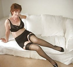 Lovely mature cougars are showing their delicious bodies