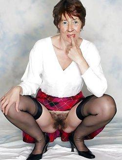 Wonderful amateur pics of sexy mature women