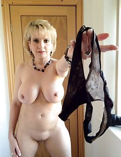 Milfs get naked ready to touch themselves