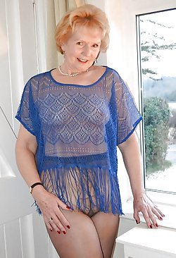 Horny mature ladies are acting lusty and dirty