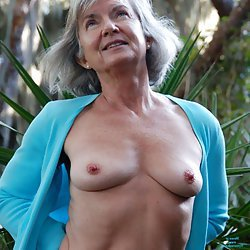 Mature cougars with huge naked boobs