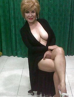 Adorable nudity starring sexy and busty old ladies
