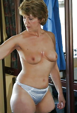 Mature MILFs with huge titties