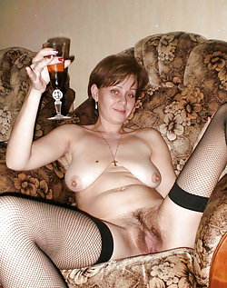 Mature MILFs getting naked